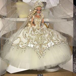 Bob Mackie empress bride Barbie
